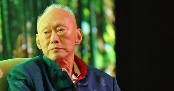 Singapore's Lee Kuan Yew on why he departed from Nehruvian welfarism