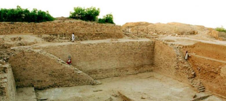 Claim that largest Harappan stepwell has been found in Gujarat baffles archaeologists