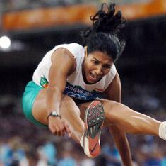 Anju Bobby George accuses Kerala Sports Minister EP Jayarajan of harassing and threatening her