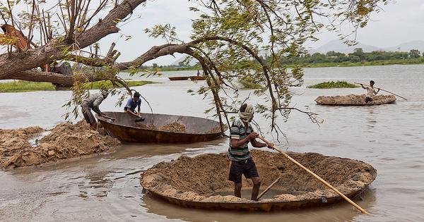 States squabble over water, but the Cauvery's fishermen face different problems