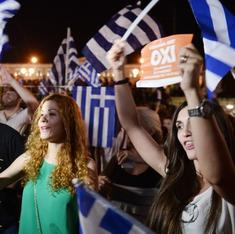 How young Greeks changed their degree choices as the economy crashed