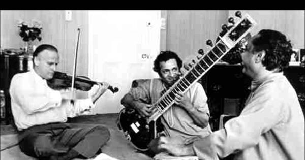 On World Music Day, watch Ravi Shankar's East-West encounter with Yehudi Menuhin
