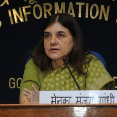 Maneka Gandhi announces new cyber cell for women facing online abuse