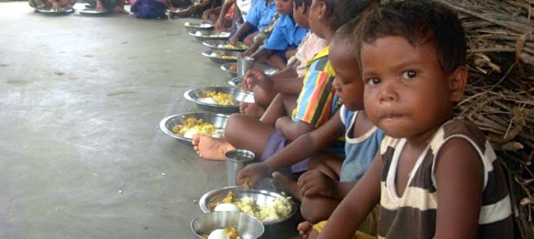 'Children are worst affected': Budget cuts are taking a toll on a crucial nutrition scheme