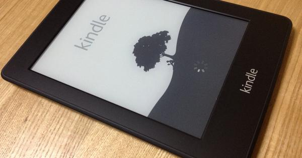 The future of the Kindle: just like paper