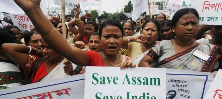 BJP leaders warn illegal Bangladeshis to leave, but census figures refute the myth of large-scale infiltration