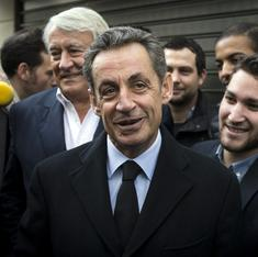 Sarkozy sets his sights on 2017 election as rivals flounder
