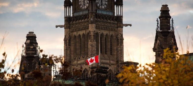 Gunman Behind Canadian Parliament Attack Had Applied For Visa To