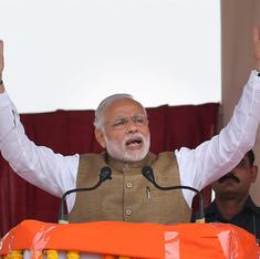 Modi heaps praise on three Muslims: Has the prime minister been transformed by the Bihar polls?
