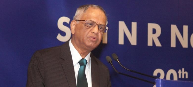 Full text: Narayana Murthy questions the contribution of IITs and IISc in the last 60 years