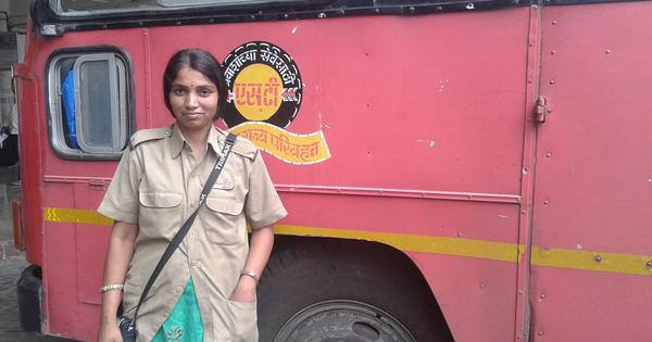 Late hours, drunk men, daily harassment: it's all routine for women bus conductors in Maharashtra