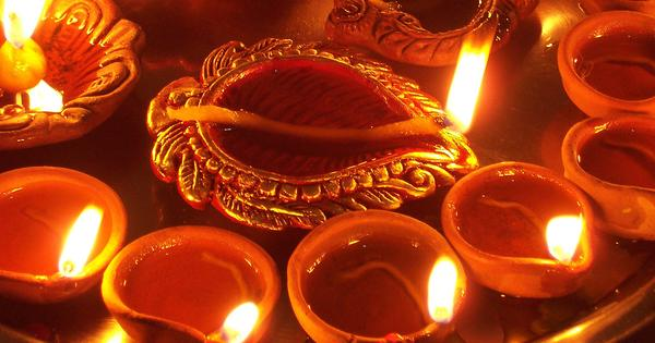 Five ways to celebrate a green Diwali