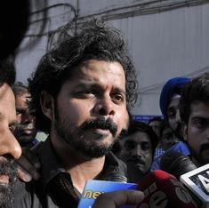 Sreesanth moves Kerala HC to get NOC from BCCI to play cricket in Scotland