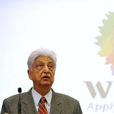 Wipro's Azim Premji and HCL's Shiv Nadar only Indians in Forbes list of 100 richest tech moguls