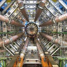 Here's what you need to know about the Large Hadron Collider's latest discovery: pentaquarks
