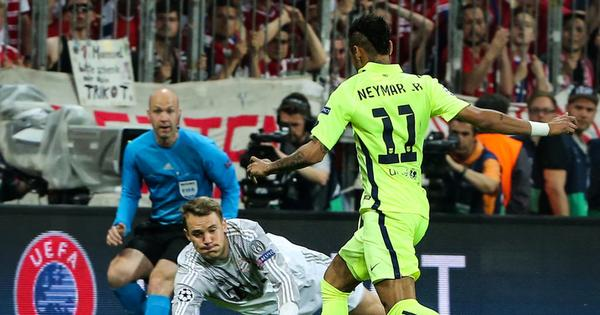 Bayern Munich beat Barcelona 3-2 in the second leg, but there was never a real chance of going through
