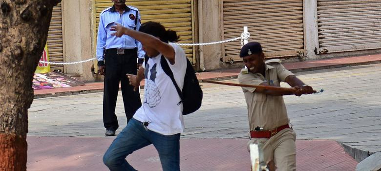 Gujarat police wilfully attacked us and damaged our property, allege Patels across Ahmedabad