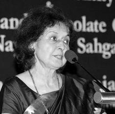 We don't need home-grown fanatics adding their own brands of madness: writer Nayantara Sahgal