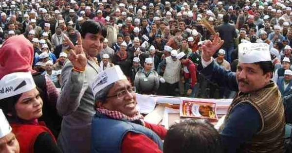 Three old jokes that have returned to haunt AAP's Kumar Vishwas