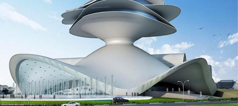 Wait, what, Hyderabad wants to build a new Sydney Opera House?
