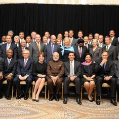 In corporate America, public enthusiasm but private disappointment about Modi