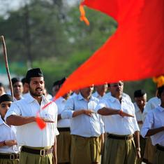 RSS officials in UP accuse Amit Shah of alienating a 'large army' of BJP workers