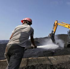 With its continued investments in power plants, India may soon produce more coal than it consumes