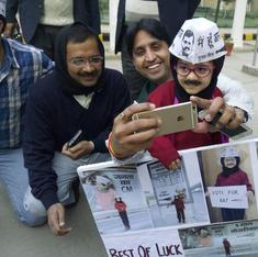 Uber really wants you to know that the lack of cabs in Delhi is Arvind Kejriwal's fault
