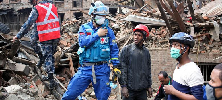 How hundreds of volunteer mappers are helping to keep Nepal earthquake aid from getting lost
