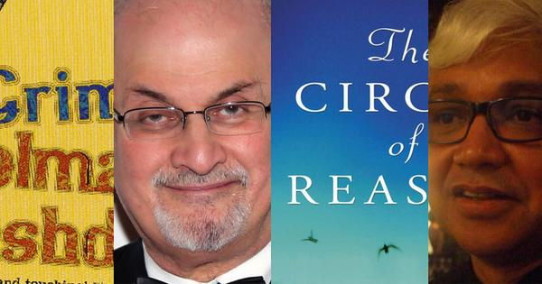 The first novels of Salman Rushdie and Amitav Ghosh were more alike than you'd think
