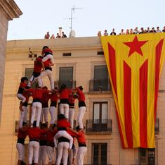 Human pyramids: What Spain's castellers could learn from Mumbai's govindas