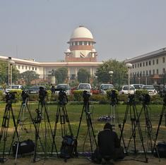 Unless Supreme Court hears pleas on judicial appointments, India's litigation system could collapse