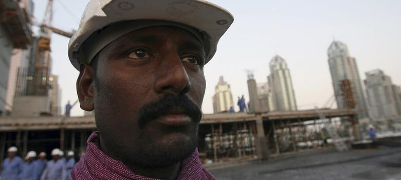 Low oil prices are seriously hurting the Gulf – and the 7 million Indians who live there