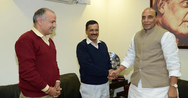 If the Delhi government were a board game, it would be tragic version of snakes and ladders