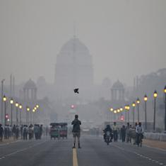 Thirteen of the 20 most polluted cities in the world are Indian