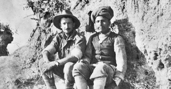 Photos: A hundred years later, India's contribution to the Gallipoli landing