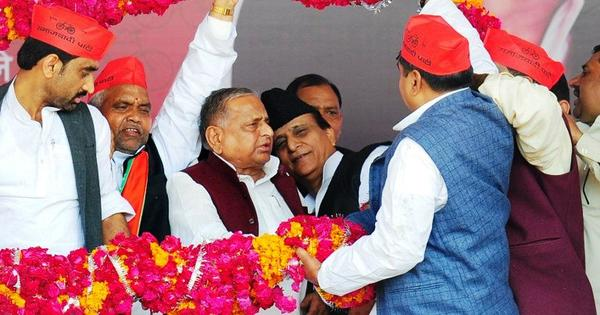 By running for two seats, Mulayam fires up SP workers in two UP regions