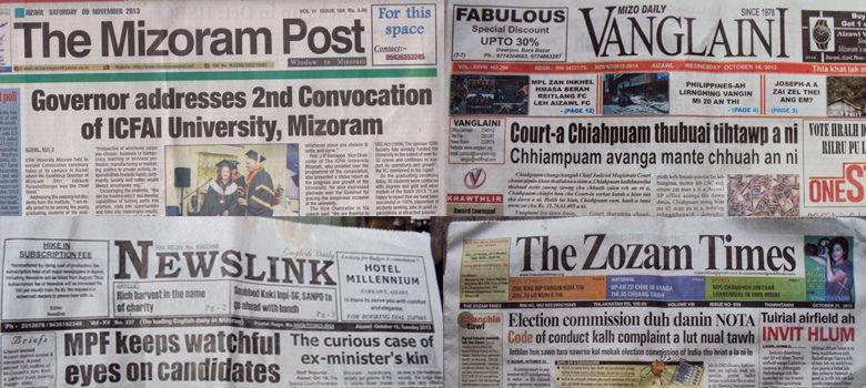 In Mizoram, Facebook groups take readers where newspapers fail to tread