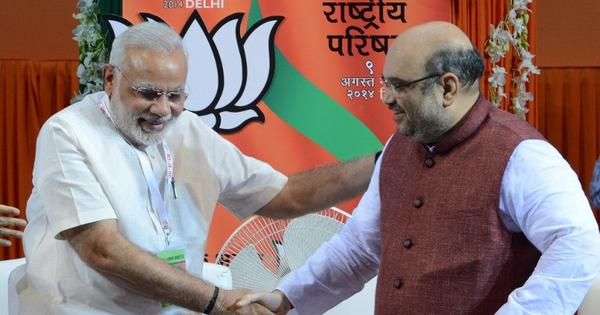 A win in Assam and account opened in Kerala: Exit polls give the BJP much to smile about