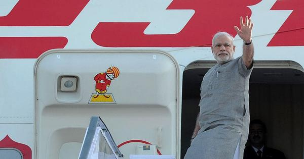 Despite excitement at home, Modi's visit fails to make headlines in major US newspapers