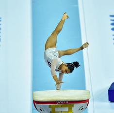 Video: India's first woman Olympian gymnast Dipa Karmakar's incredible story of resilience