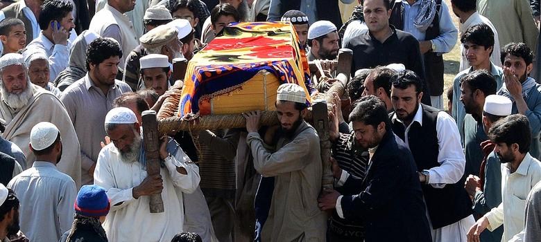 Pakistan sees 748% rise in terror deaths over 10 years