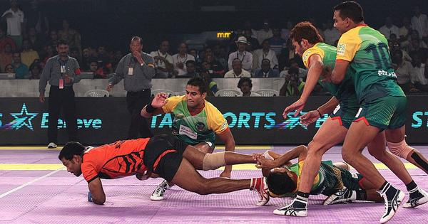 Far from the false bravado of cricket, kabaddi is all controlled aggression