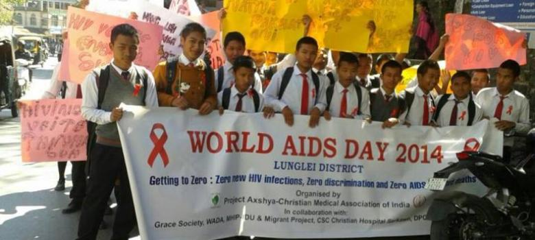 AIDS is about to explode in Mizoram and the Modi government is partly to blame