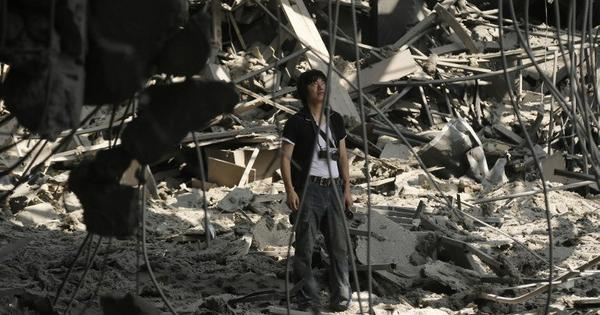 Reporters' emotional tweets from Gaza are changing perceptions of Israel's war