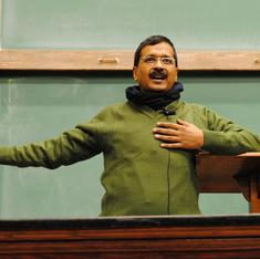 In cold New York, Kejriwal fails to set audience afire