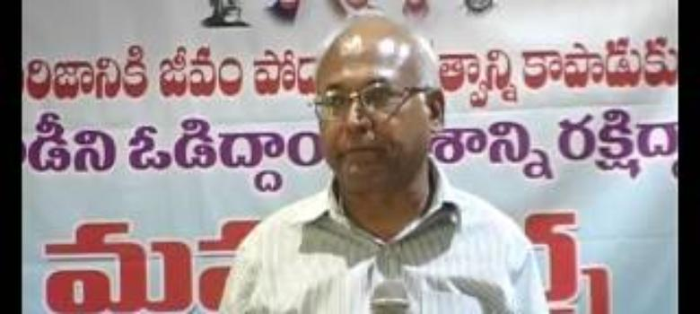 Kancha Ilaiah: 'Neither the Sangh Parivar nor the Telangana government can arrest my pen'