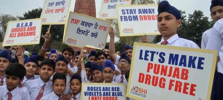 Psychiatrists claim Punjab police are pressuring them to reveal drug patients' identities
