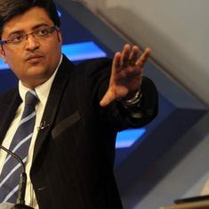 Arnab Goswami vows to fight FIR in Sunanda Pushkar case in court