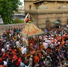 Why the Shankaracharya of Puri stayed away from the Rath Yatra